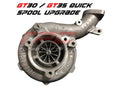Garrett GT30 - GT35 Quick Spool Upgrade - Turbo Parts Canada Inc.
