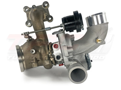 Ford Focus ST Turbo Upgrade - Turbo Parts Canada Inc.