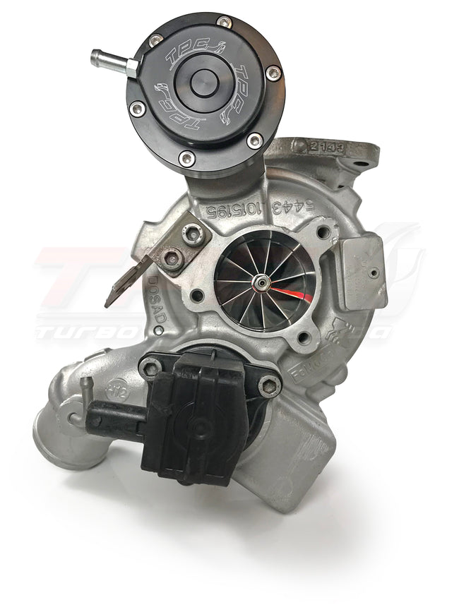 Ford Fiesta ST FF4545 Turbo upgrade - Turbo Parts Canada Inc.