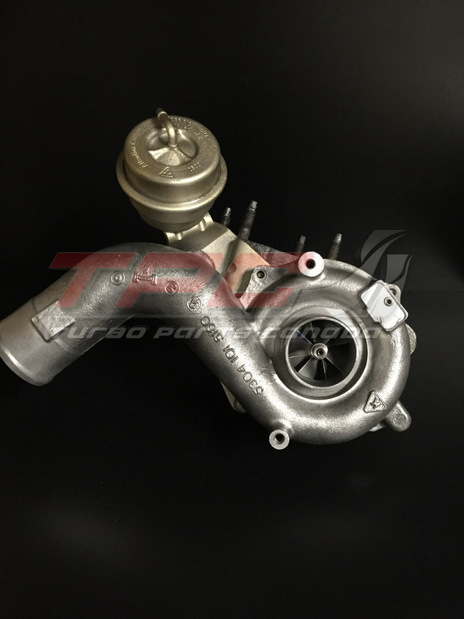 Turbo Rebuilding / Remanufacturing – Turbo Parts Canada Inc