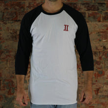 Raglan small front large back