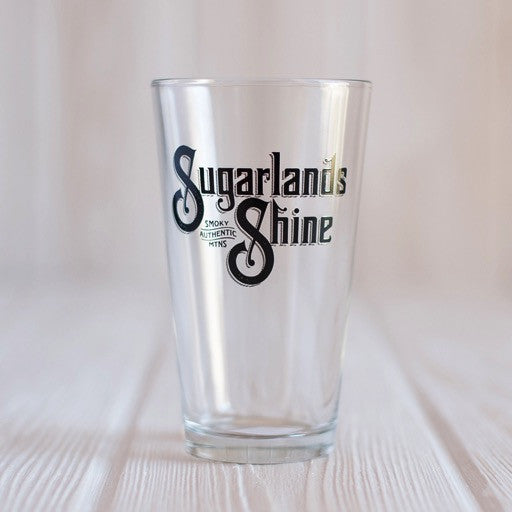 Sugarlands Shine Pint Glass