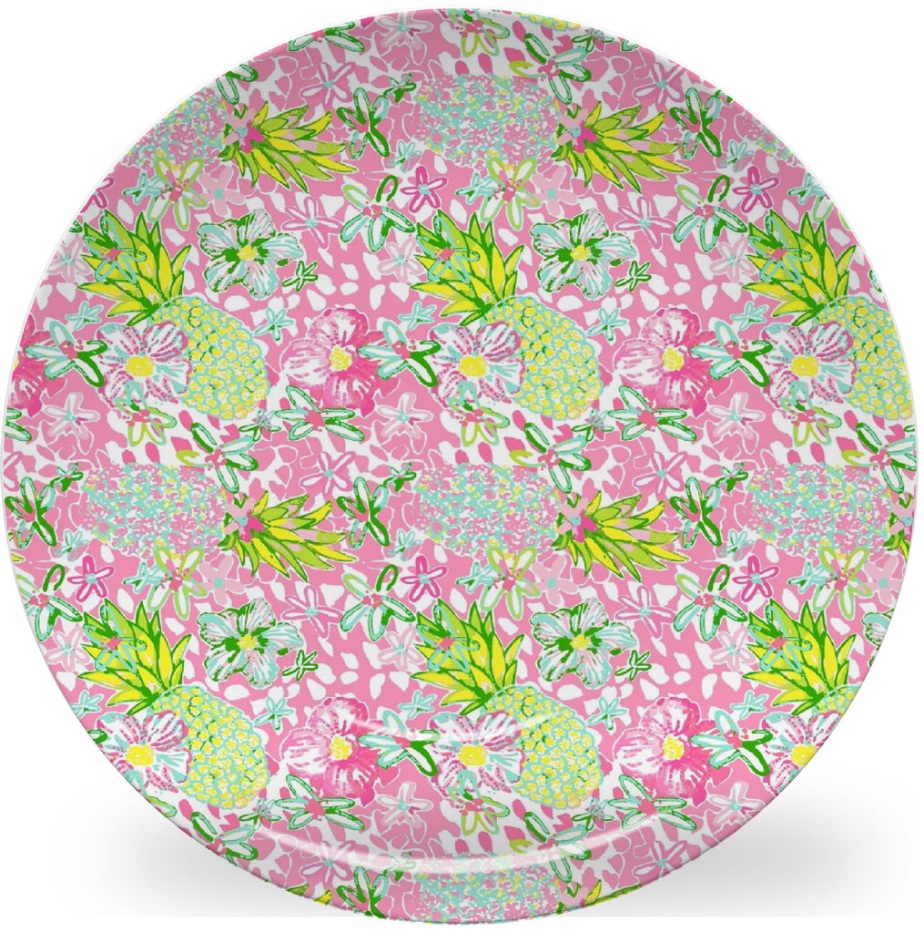 Thermosaf Melamine Plate