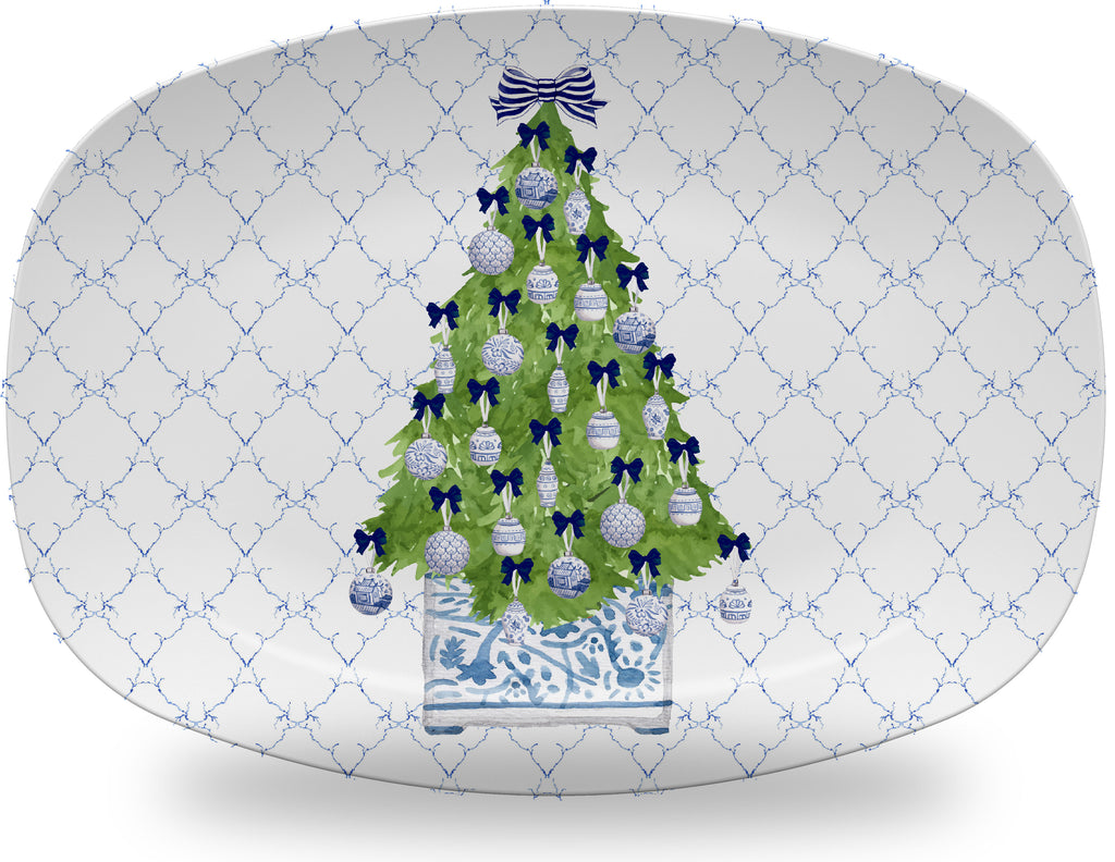 Chinoiserie Christmas