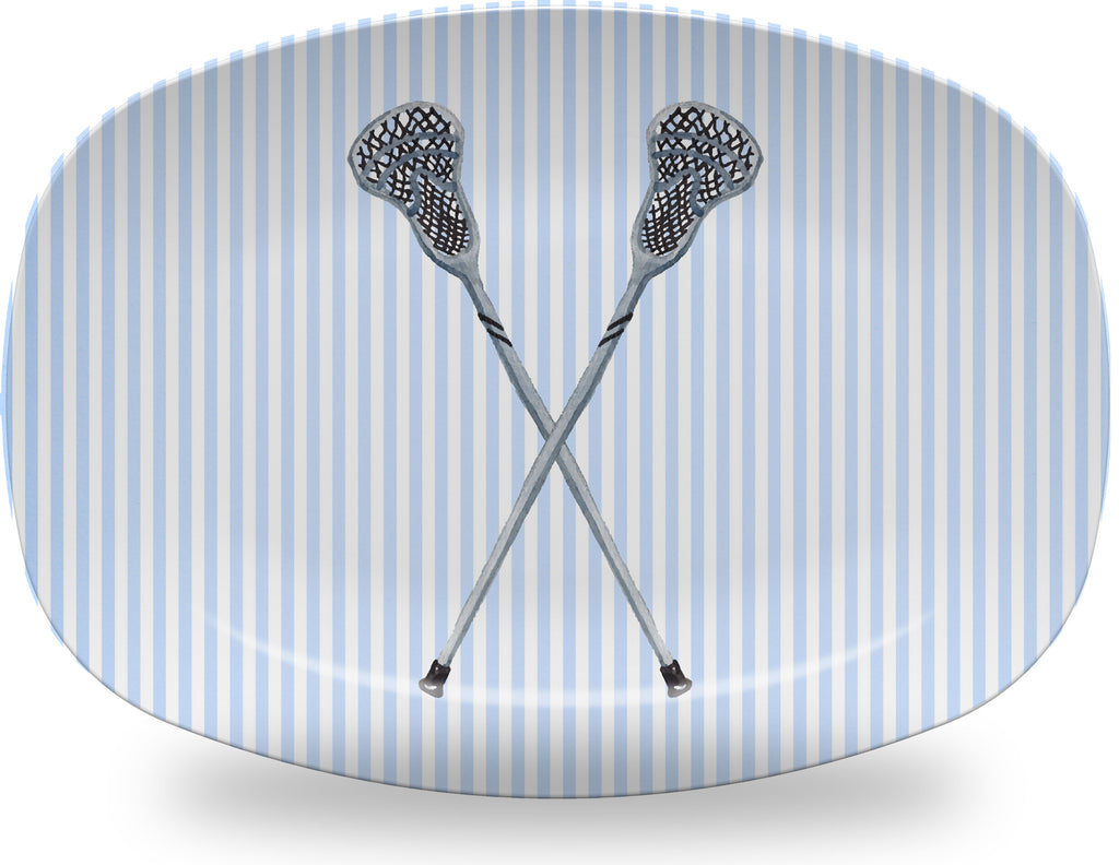 Luxury Lacrosse ThermoSāf® Plate, Platter And Bowl - Oven Safe, Microwave Safe, Dishwasher Safe, BPA Free!
