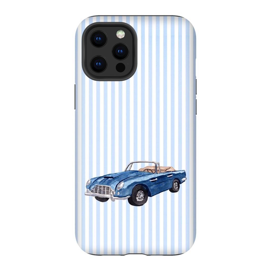 Sports Car Impact Resistant Phone Case