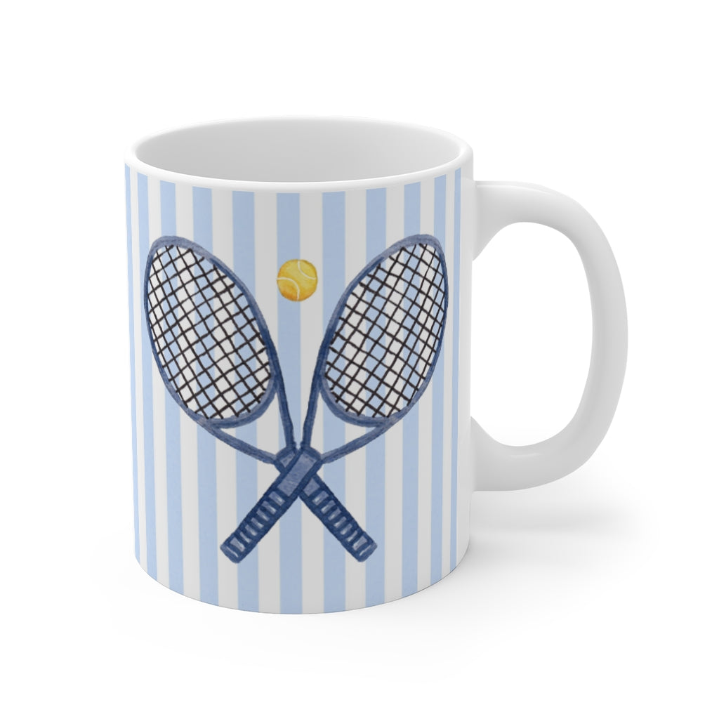 What A Racquet Ceramic Mug
