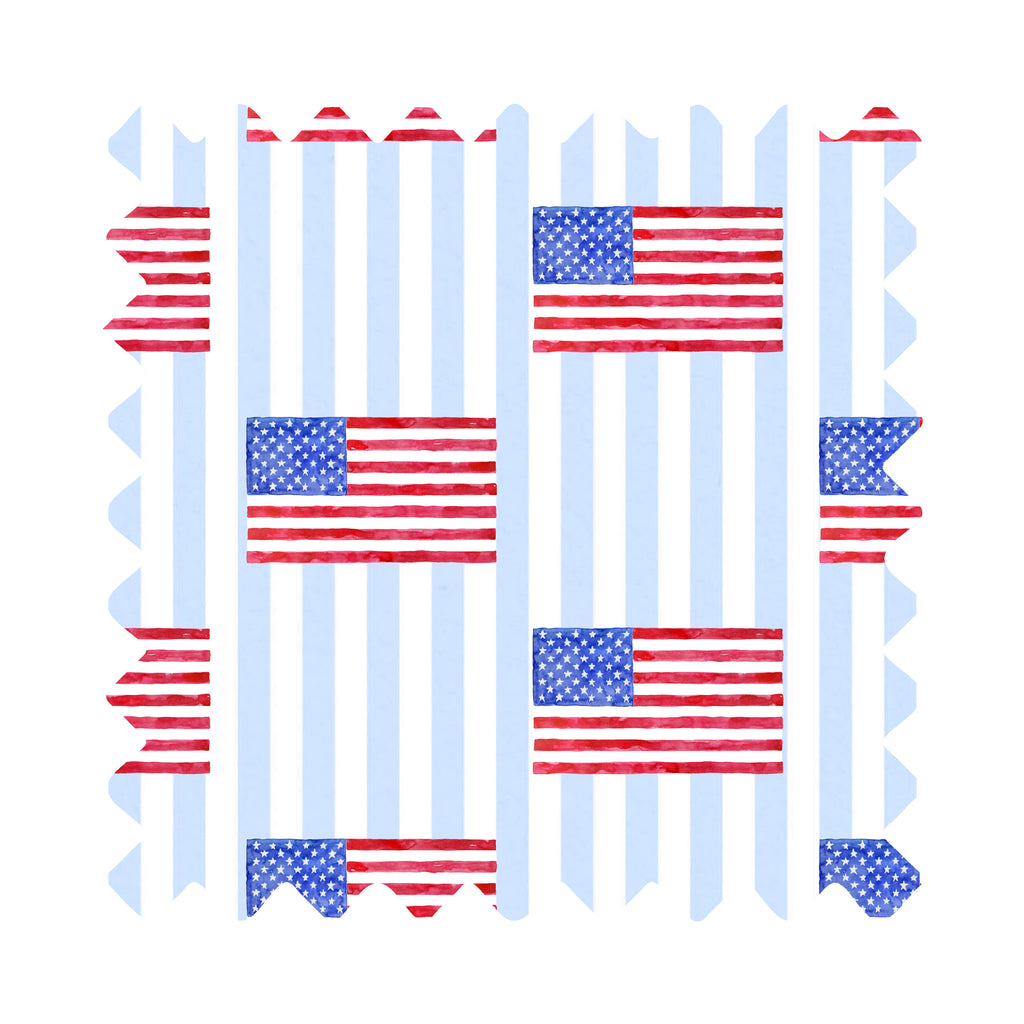 Land Of The Free Gift Wrapping Paper