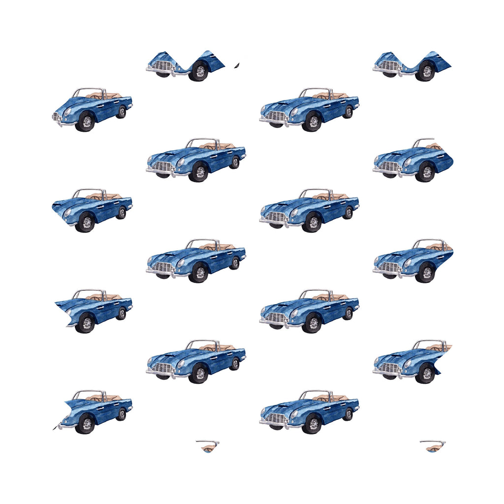 Aston Martin Gift Wrapping Paper - Available In 5 Colors