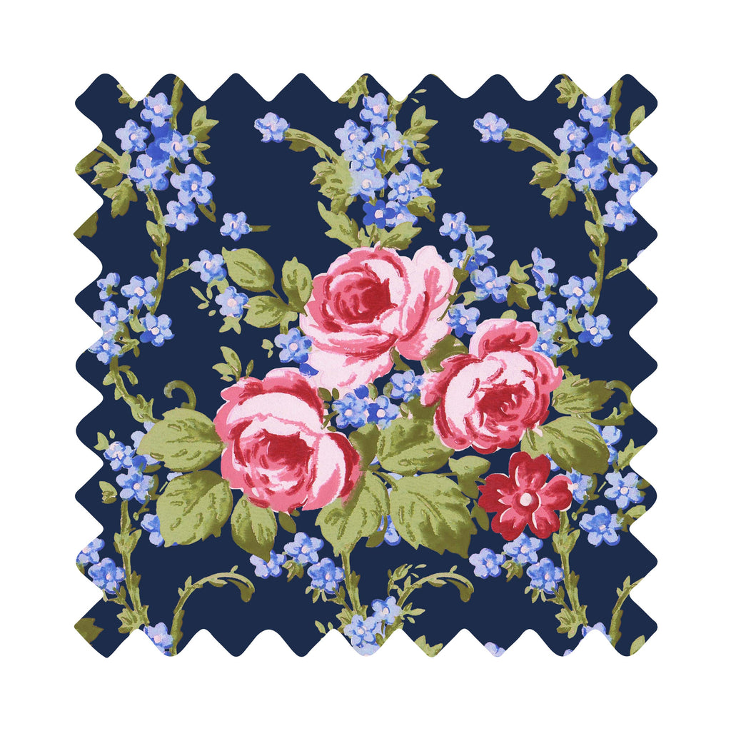 Gillian's Garden Chintz Gift Wrapping Paper - Available In 4 Colors