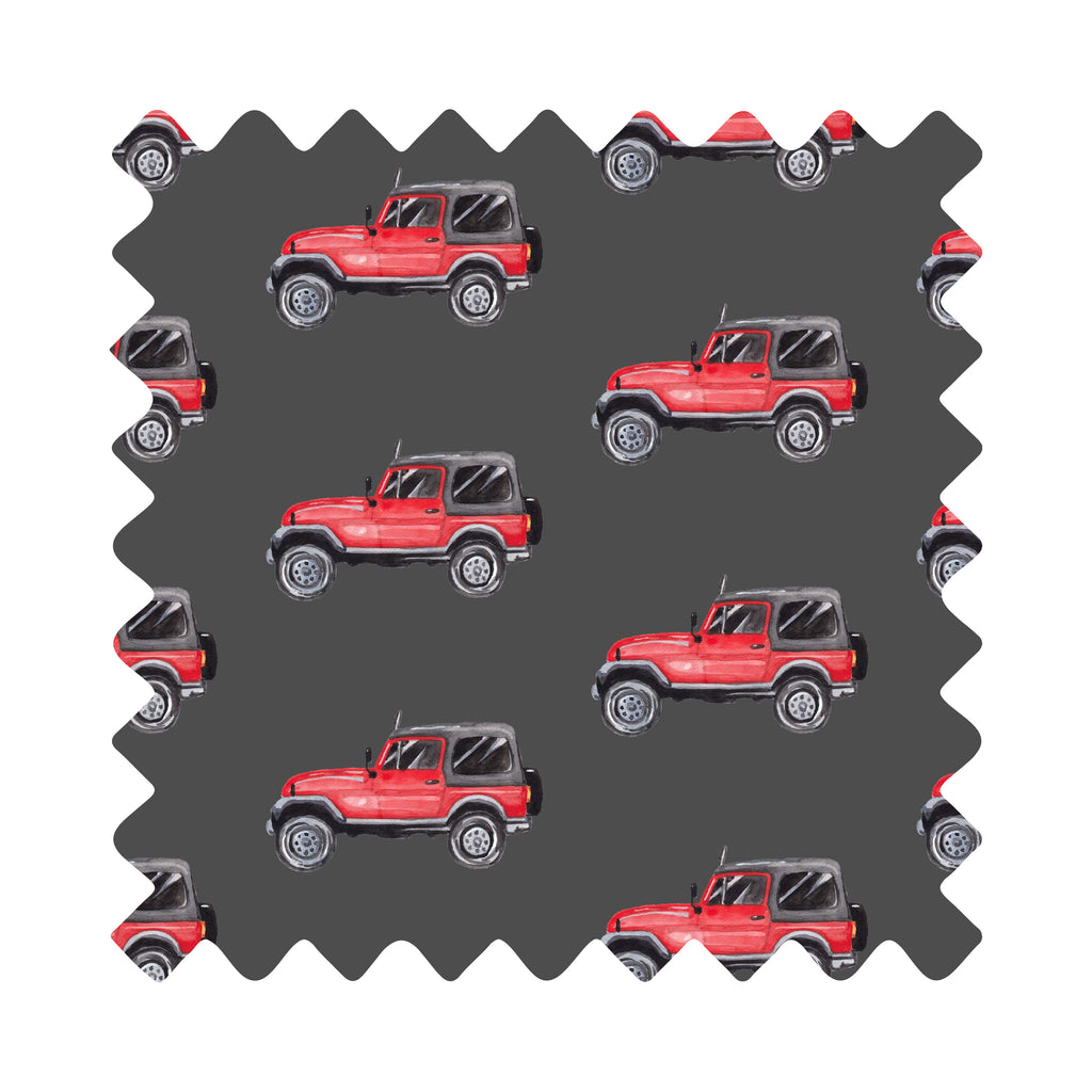 Jeep Life Gift Wrapping Paper - Available In 7 Colors