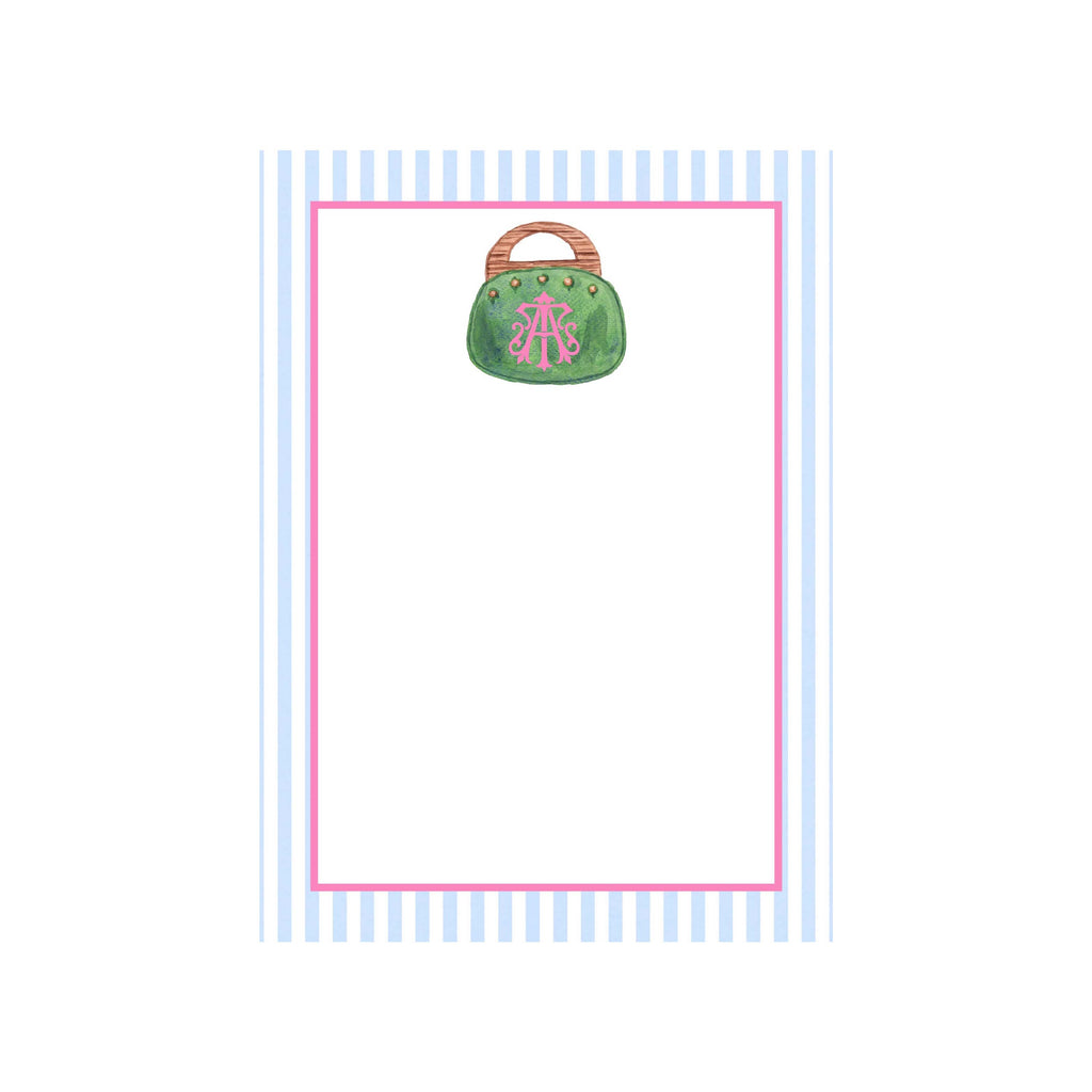 Bermuda Bag Personalized Notepad