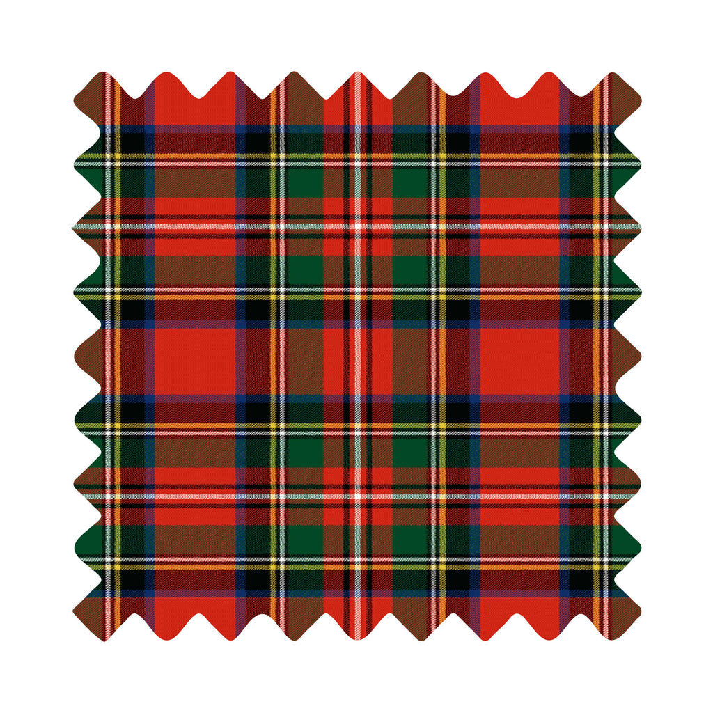 Royal Stewart Tartan Gift Wrapping Paper