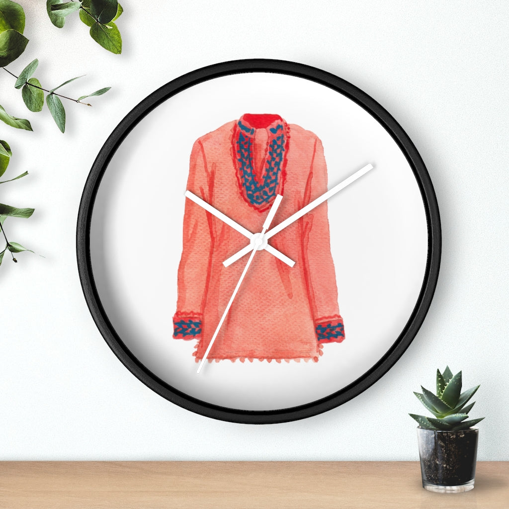 Tunic Wall Clock
