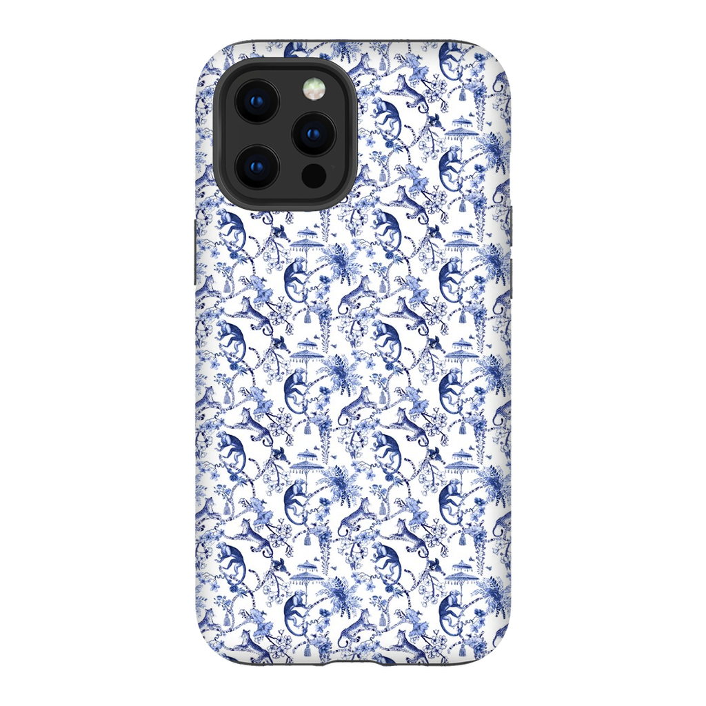 It's A Jungle Out There Impact Resistant Tough Phone Case