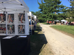 Hale Farm Art Festival