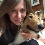 I live in Bath Township, Ohio, which is near Akron, Ohio, with my cameraman husband, a rough collie and two cats.  I enjoy hiking at the local Metroparks and in Cuyahoga National Park (so fortunate to have those nearby), love to explore while traveling, have a deep compassion for animals, and embrace the simple things in life.