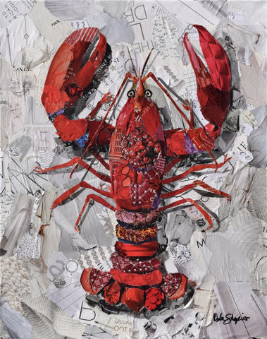 lobster art