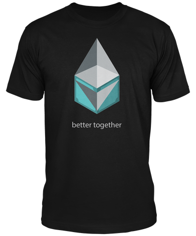 Better Together Shirt - AA 50/50 (Black)
