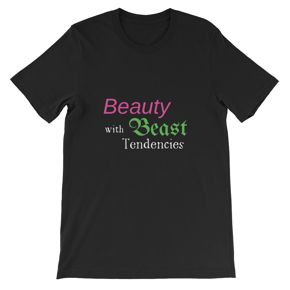 Beauty With Beast Tendencies (Curvy) 3X/4X