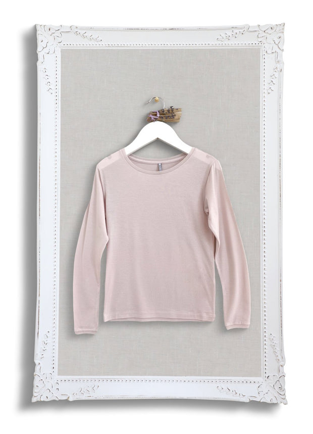 DOUCEUR GIRLS LONG SLEEVE