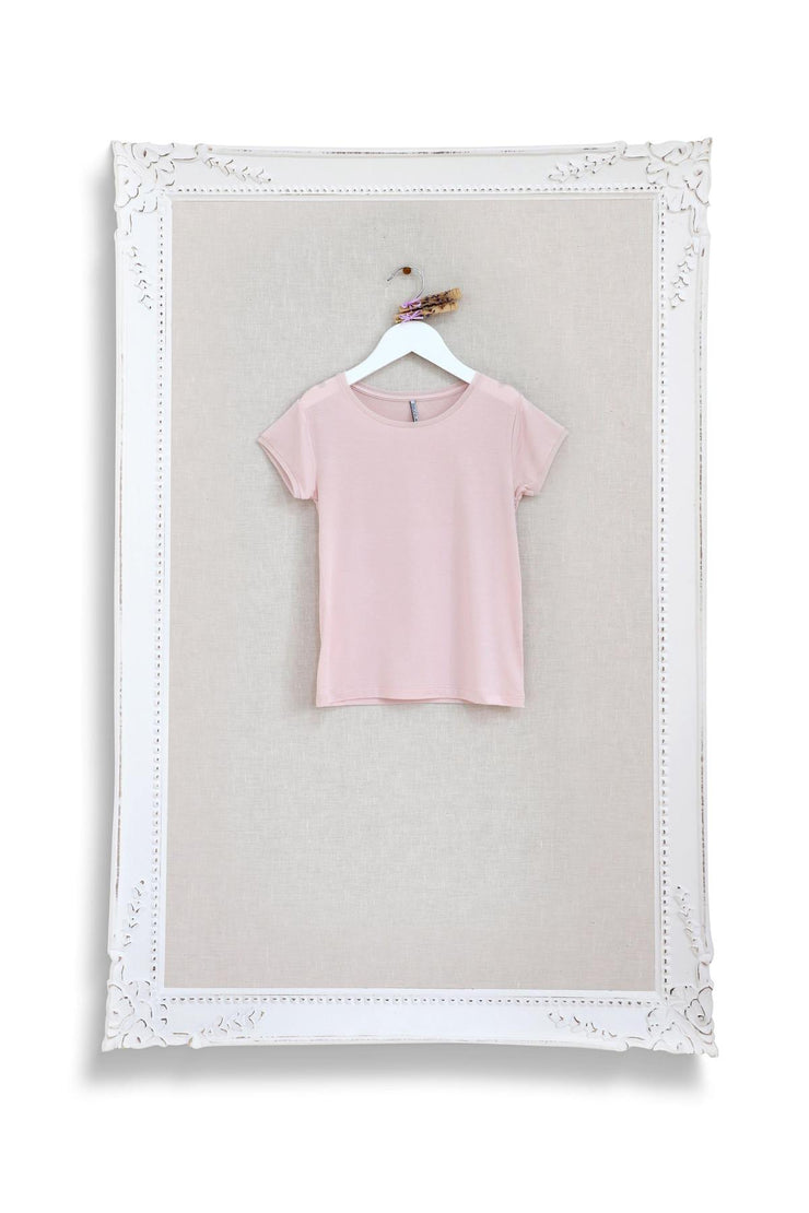 DOUCEUR GIRLS SHORT SLEEVE