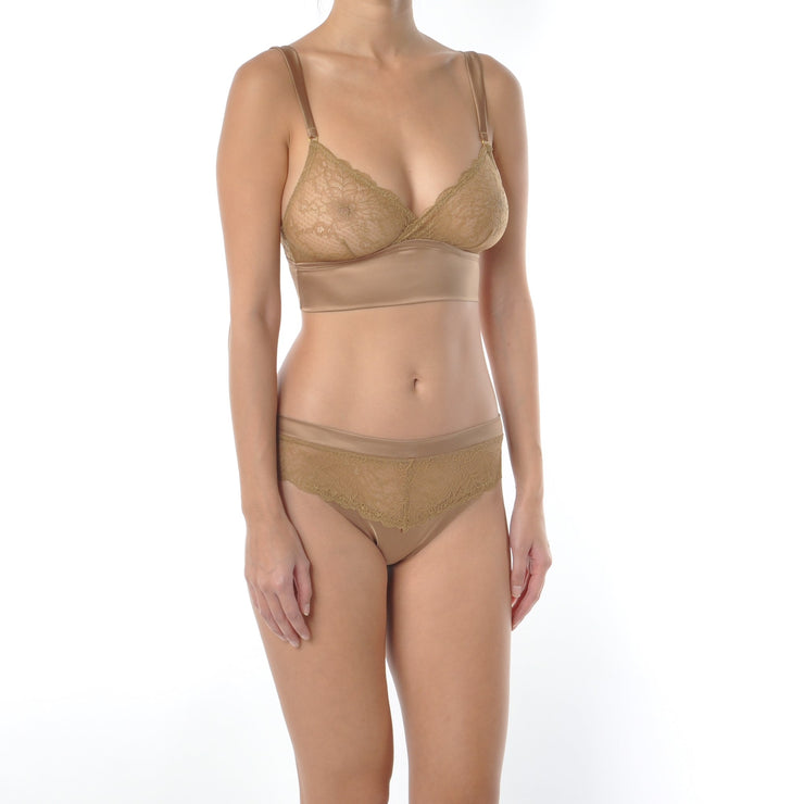 Toluca Bralette Curry