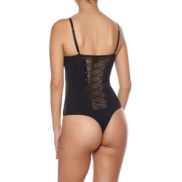 Bottle Caps Bodysuit-Addiction Nouvelle Lingerie