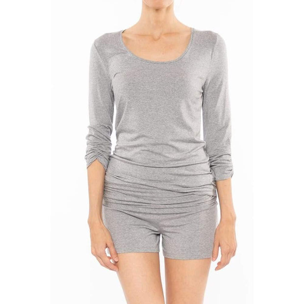 Capsule Long Sleeve T-Shirt-Addiction Nouvelle Lingerie