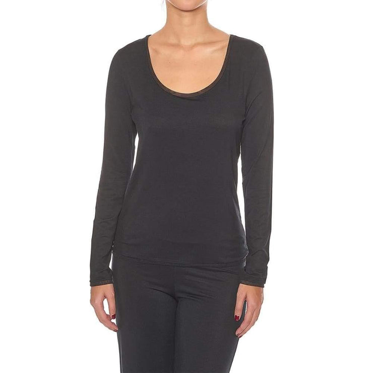 Douceur Long Sleeve T-Shirt-Addiction Nouvelle Lingerie