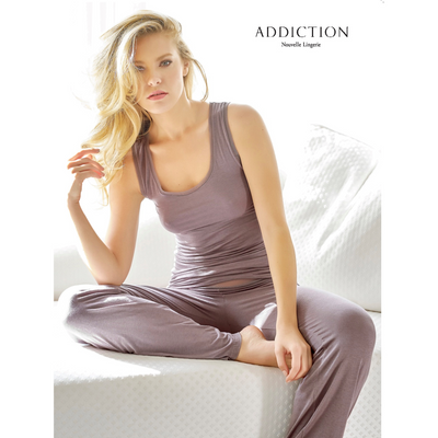 Douceur Tank Top-Addiction Nouvelle Lingerie