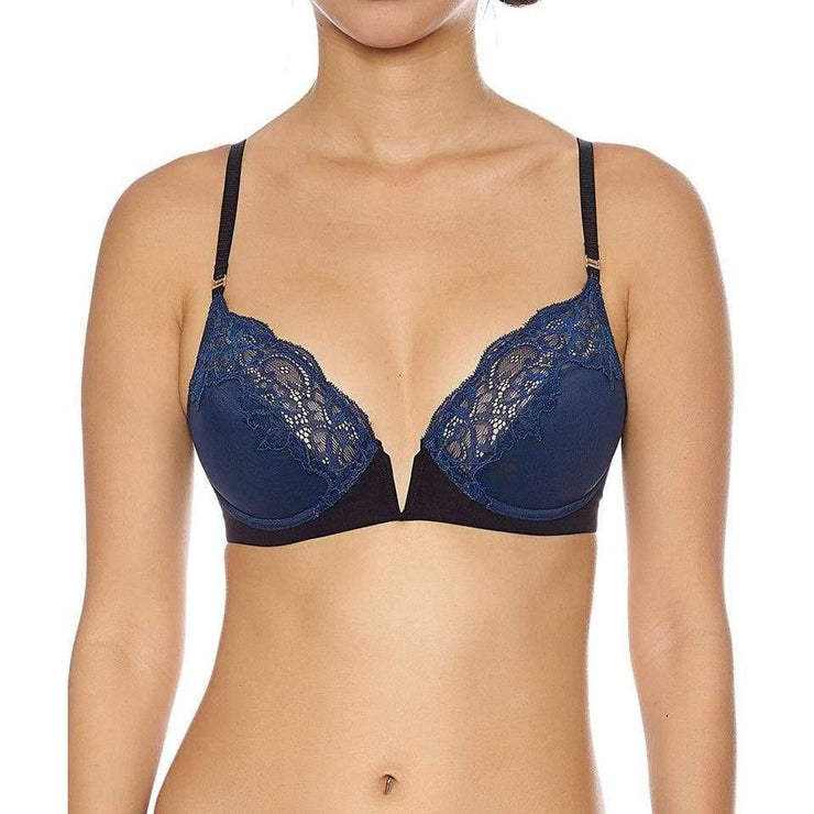 Fleur de nuit Padded Bra-Addiction Nouvelle Lingerie