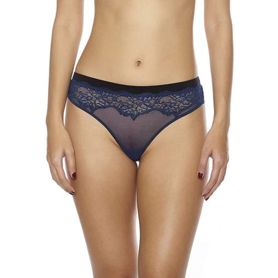 Fleur de nuit Thong-Addiction Nouvelle Lingerie