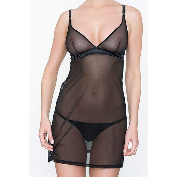 Glamour Babydoll-Addiction Nouvelle Lingerie