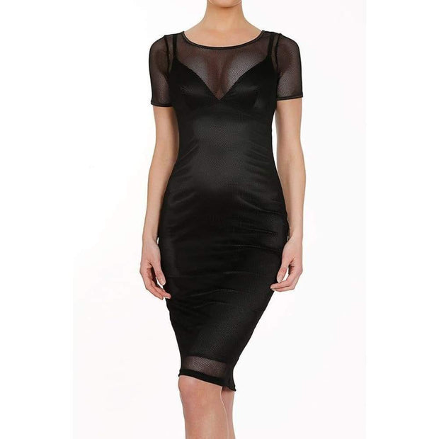 Libertine T-shirt Dress-Addiction Nouvelle Lingerie