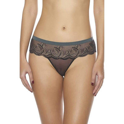 Midnight Treat Tanga Panty-Addiction Nouvelle Lingerie