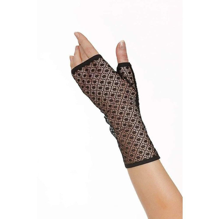 Rendez-vous Fingerless Lace Gloves-Addiction Nouvelle Lingerie