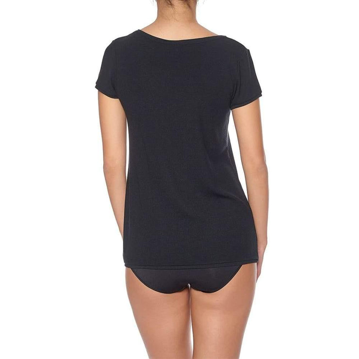 Ribbed Tee-Shirt-Addiction Nouvelle Lingerie