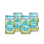 4 Pack (Save $13.96) - SweetMonk 50ml (730 drops) - Liquid Monk Fruit