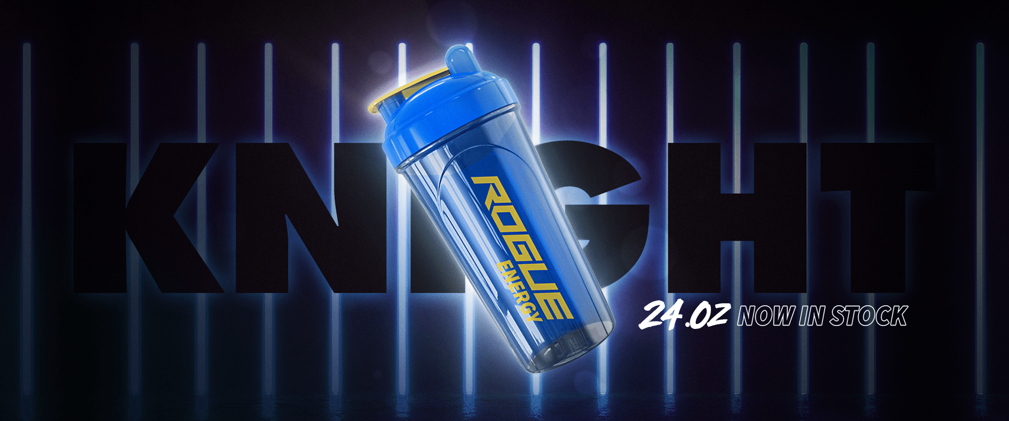 Rogue Energy Best Gaming Drink, Gaming Sponsorships