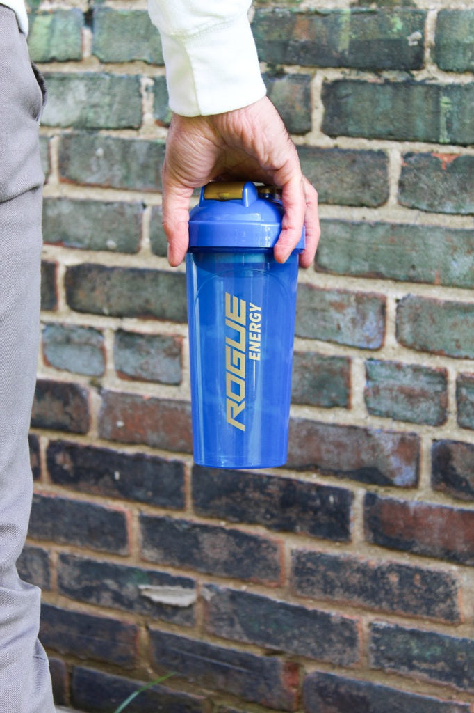 Rogue Energy Knight Shaker Gaming Drink