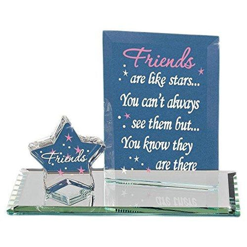 "Glass Baron ""Like Stars"" Friends Figurine"