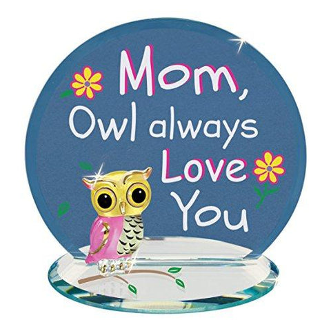 Glass Baron ~ Mom, Owl Always Love You