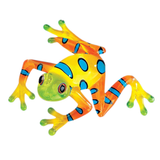 Glass Baron Frog Rain Forest Large