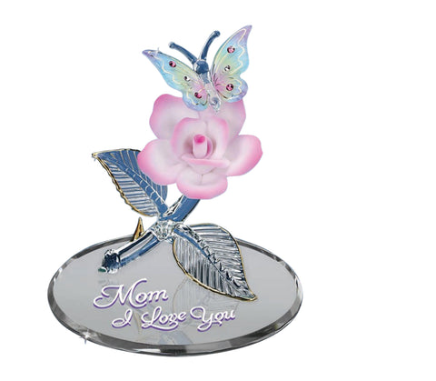"Buttefly ""Mom I Love You"" P4 402-M"