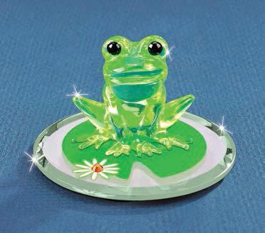 Frog, Lily Pad Hopper S2 233-N