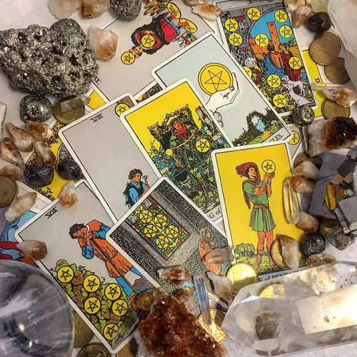Executive Tarot & Crystal Reading