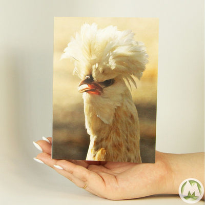 Angry Bird Funny Greeting Card MemoryTag Greeting Cards-Greeting Card-MemoryTag Greeting Cards
