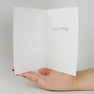 Got you a Cheesy Birthday Card! Funny Greeting Card MemoryTag Greeting Cards-Greeting Card-MemoryTag Greeting Cards