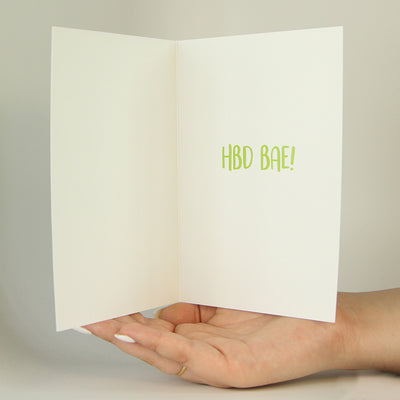 Hulu and Do You Funny Greeting Card MemoryTag Greeting Cards-Greeting Card-MemoryTag Greeting Cards